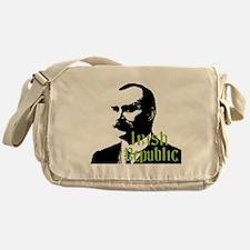 Irish Republic - James Connoly Messenger Bag