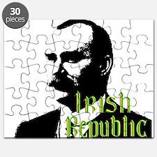 Irish Republic - James Connoly Puzzle