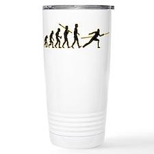 Fencing Travel Coffee Mug