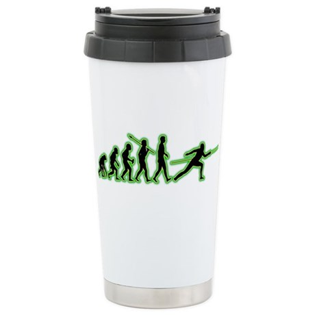Fencing Stainless Steel Travel Mug