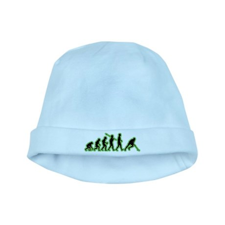 Field Hockey baby hat