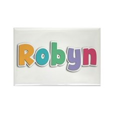 Robyn Spring11 Rectangle Magnet