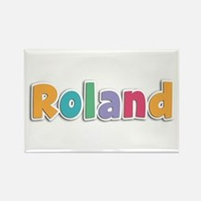 Roland Spring11 Rectangle Magnet