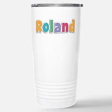 Roland Spring11 Stainless Steel Travel Mug