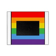Rainbow Flag Picture Frame