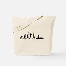 Go-Karting Tote Bag
