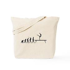 Balance Beam Tote Bag