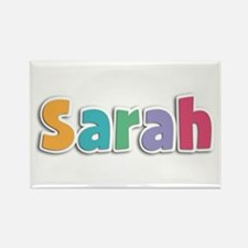 Sarah Spring11 Rectangle Magnet