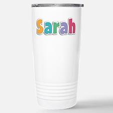 Sarah Spring11 Stainless Steel Travel Mug