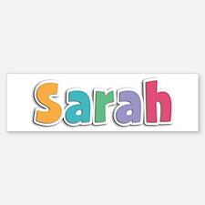 Sarah Spring11 Bumper Bumper Bumper Sticker