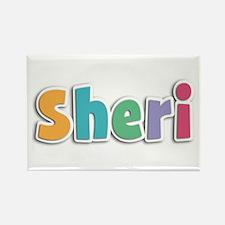 Sheri Spring11 Rectangle Magnet