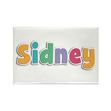 Sidney Spring11 Rectangle Magnet