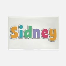 Sidney Spring11 Rectangle Magnet