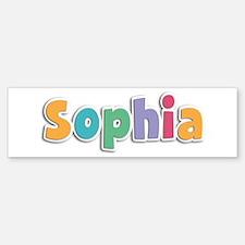 Sophia Spring11 Bumper Bumper Bumper Sticker
