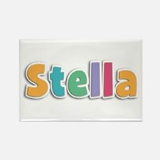 Stella Spring11 Rectangle Magnet