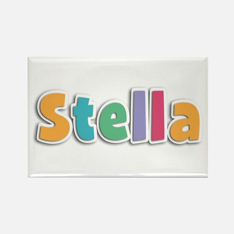 Stella Spring11 Rectangle Magnet
