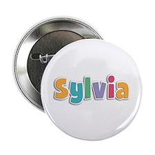 Sylvia Spring11 Button