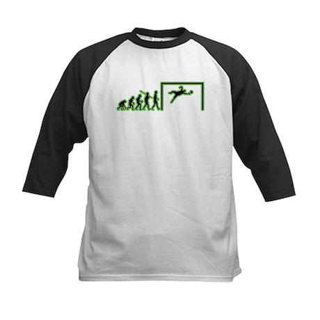 Goalkeeper Kids Baseball Jersey