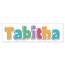 Tabitha Spring11 Bumper Bumper Sticker