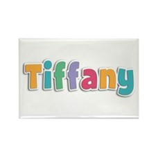 Tiffany Spring11 Rectangle Magnet