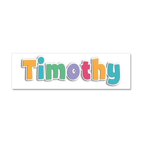 Timothy Spring11 10x3 Car Magnet