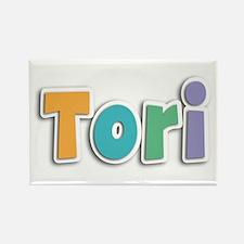 Tori Spring11 Rectangle Magnet