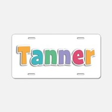 Tanner Spring11 Aluminum License Plate