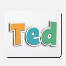 Ted Spring11 Mousepad
