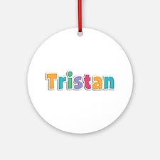 Tristan Spring11 Round Ornament