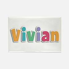 Vivian Spring11 Rectangle Magnet