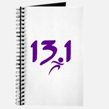 Purple 13.1 half-marathon Journal