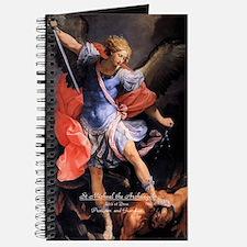 Saint Michael the Archangel Quis ut Deus Journal