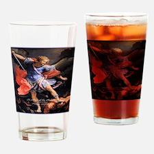 Saint Michael the Archangel Quis ut Deus Drinking