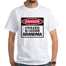 crazedgrandma_7x6 T-Shirt