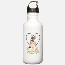 German Shepherd Dog Water Bottle