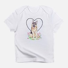 German Shepherd Dog Infant T-Shirt