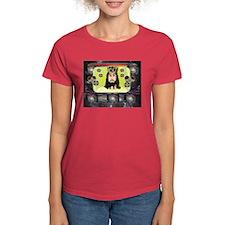 Think Calm Women Dark T-Shirts