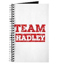 Team Hadley Journal
