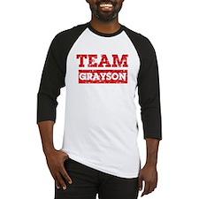 Team Grayson Baseball Jersey