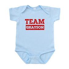 Team Grayson Infant Bodysuit