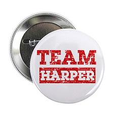 """Team Harper 2.25"""" Button"""