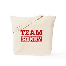 Team Henry Tote Bag