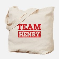 Team Henry Tote Bag