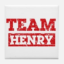 Team Henry Tile Coaster