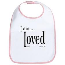 I am Loved Romans 5:8 Bib
