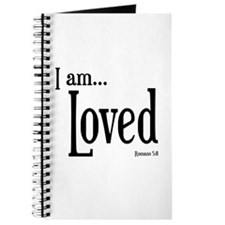 I am Loved Romans 5:8 Journal
