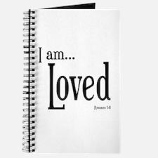I am Loved Romans 5:8 Journal