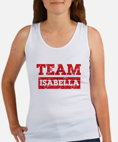 Team Isabella Women's Tank Top