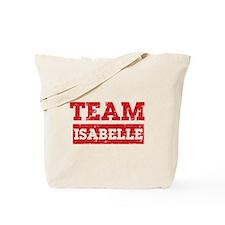 Team Isabelle Tote Bag