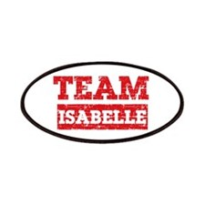 Team Isabelle Patches